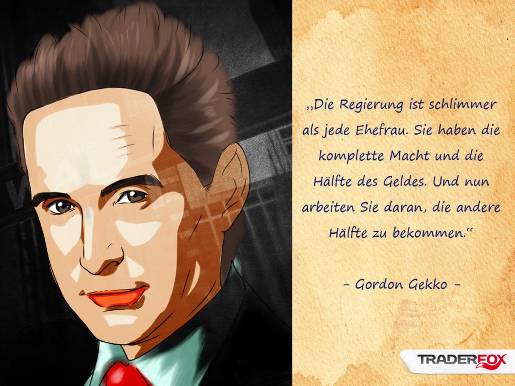 Die 8 Unverschämtesten Sprüche Von Gordon Gekko