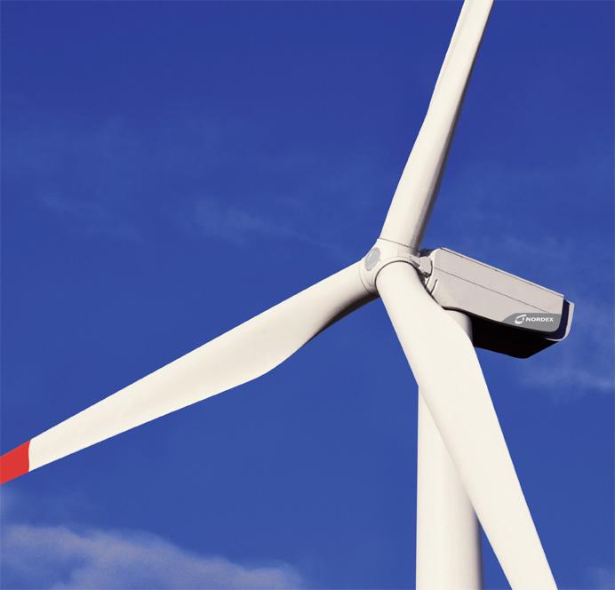 Windanlagenbauer Nordex hat starke Wachstumsperspektiven – Titel bleibt auf