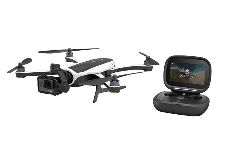 GoPro bringt Kameradrohne auf den Markt. Aktie vor Kursrally? Wie sich Trader nun verhalten sollten!