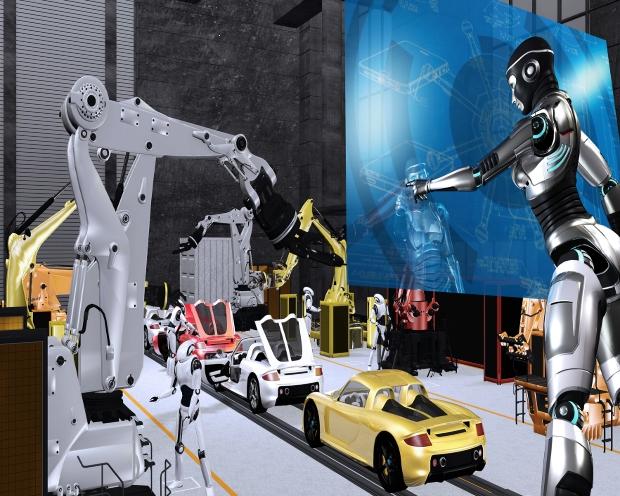 Wie die Robotisierung die Weltwirtschaft ankurbeln wird!
