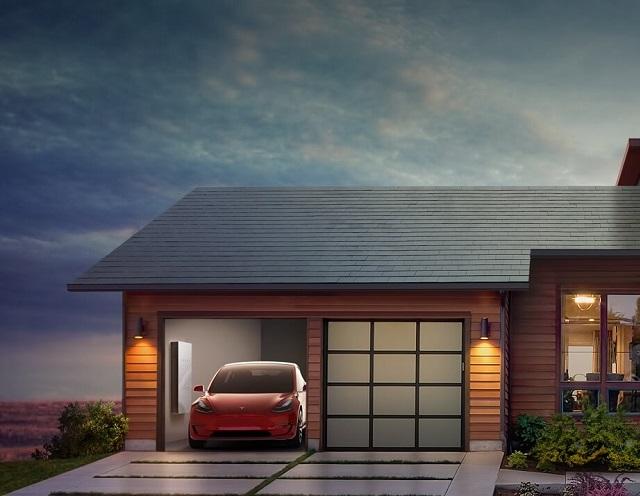Tesla stellt das