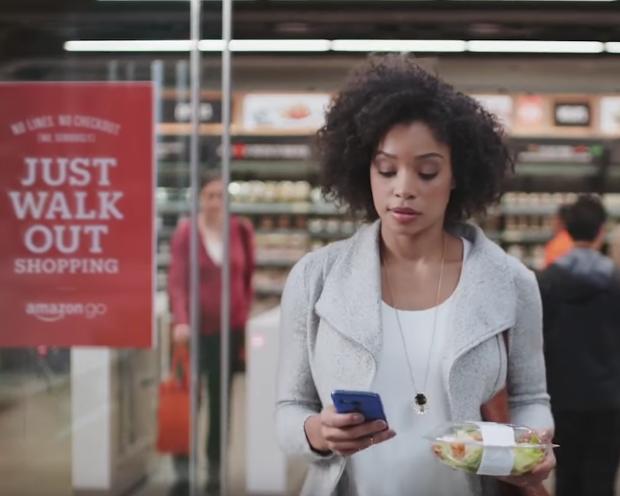 Jeff Bezos eröffnet Großangriff auf Supermärkte - Wie Amazon Go den Einzelhandel revolutionieren soll!