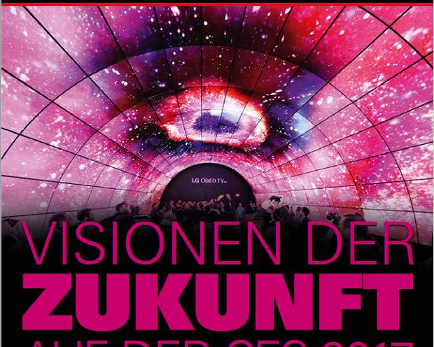 aktien Magazin Nr. 02 / 2017: Visionen der Zukunft