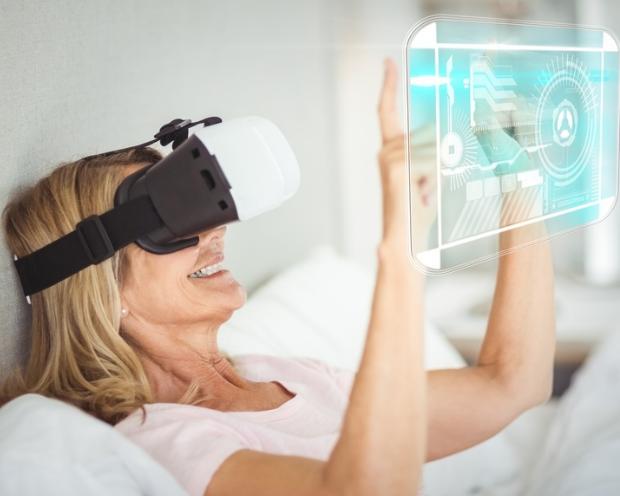 Warum die Credit Suisse Virtual und Augmented Reality 2017 auf der Überholspur sieht