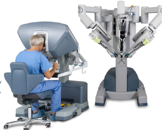 Dr. Robot bitte in den OP!