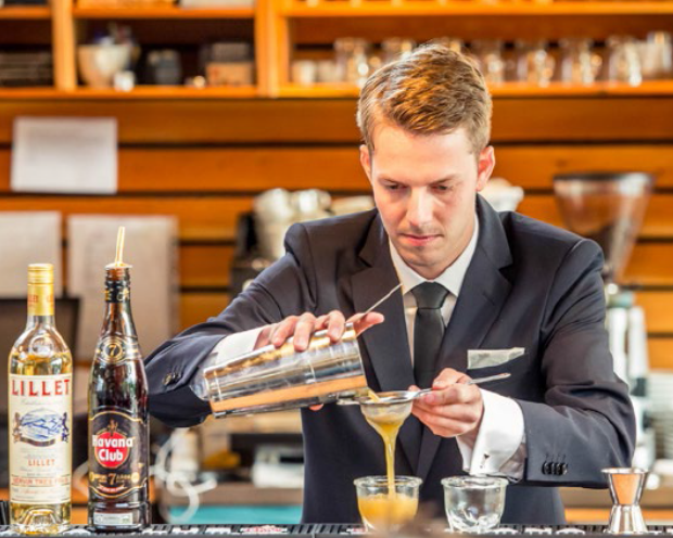 Pernod Ricard - Schampus für alle