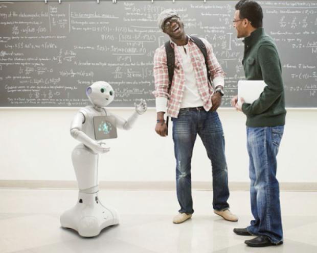 Softbank - Globaler Technologieführer für fortgeschrittene Robotik!