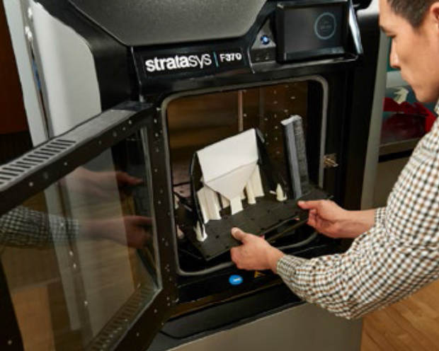 Stratasys - 3D-Printing is back