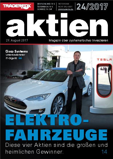 Elektroauto Aktien