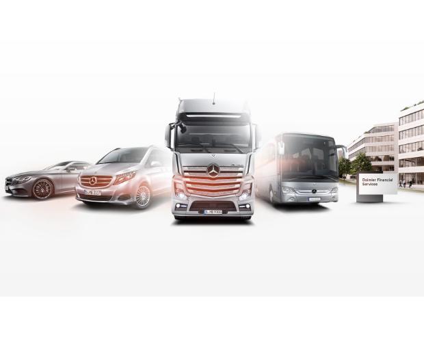 Daimler stellt die Weichen für die Zukunft
