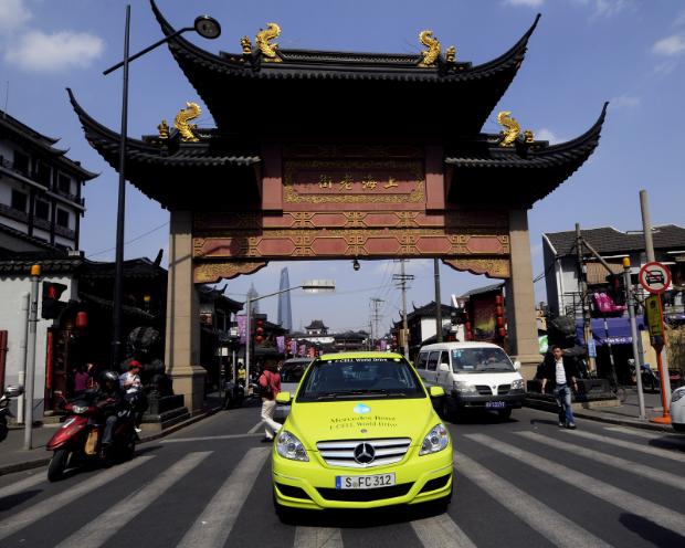 Daimler: Der chinesische Markt wird immer wichtiger