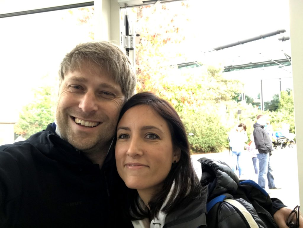 Simon Betschinger und Sarah
