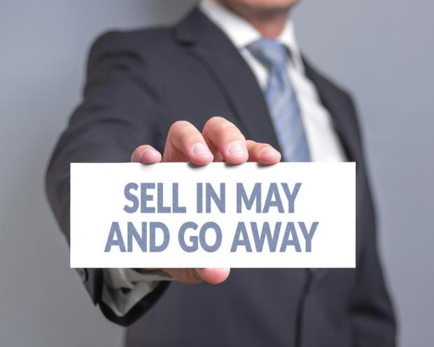 """Warum """"Sell in May and go away"""" im Jahr 2018 ausnahmsweise Sinn machen könnte"""