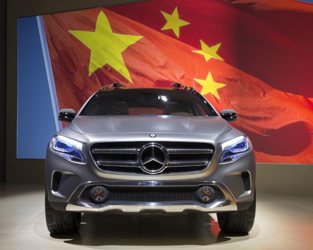 Daimler setzt auf starke Partner