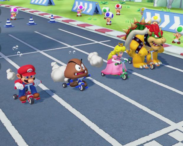 Nintendo ist das Salz in der Suppe