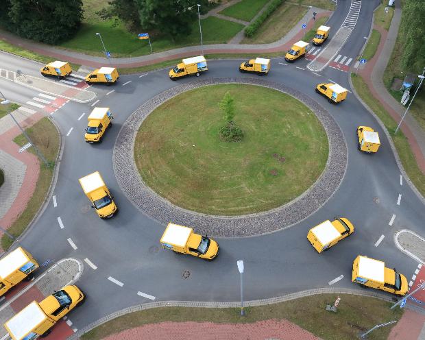 Qualitätsaktie der Woche – Deutsche Post - Ausbau der StreetScooter- und E-Post-Sparte geplant
