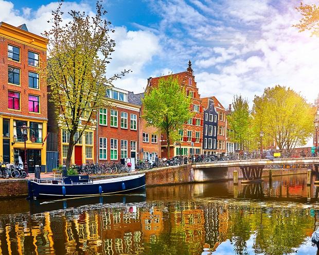 Zwei der trendstabilsten Aktien der Niederlande