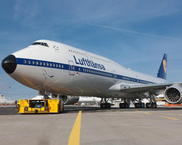 Noch wird die Lufthansa-Aktie am Abheben gehindert