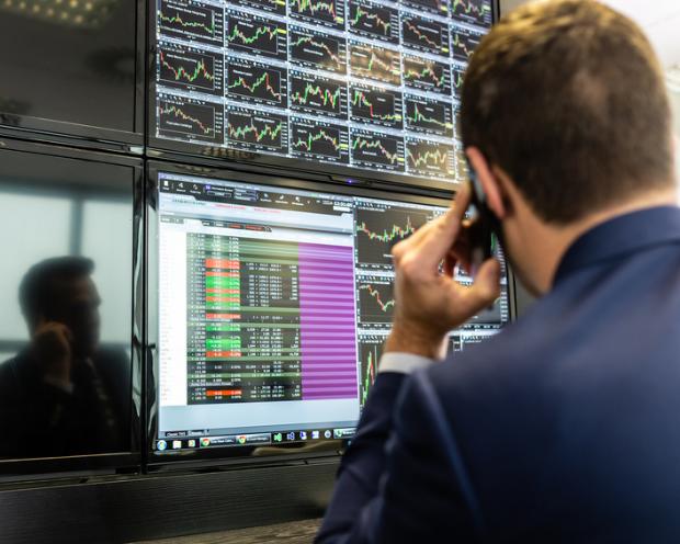 5 aussagekräftige Charts zur aktuellen Lage an den Börsen in Deutschland, Italien, Schweiz, Frankreich und Großbritannien