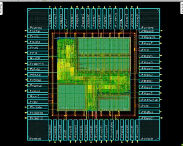 Cadence Design Systems - Chip-Designer hat alle Hände voll zu tun