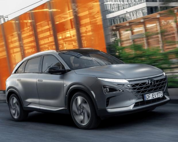 Hyundai Motor Company - Auf dem Weg zum Wasserstoff-Auto
