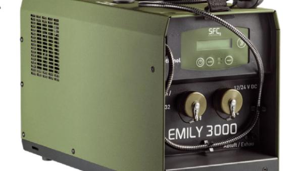 SFC Energy: Der deutsche Brennstoffzellen-Champion