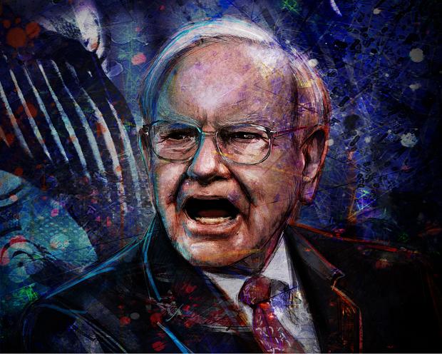 Wer wissen will wie Warren Buffett reich geworden ist, der…