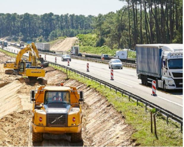 Vinci - Sie sorgen für flüssigen Verkehr
