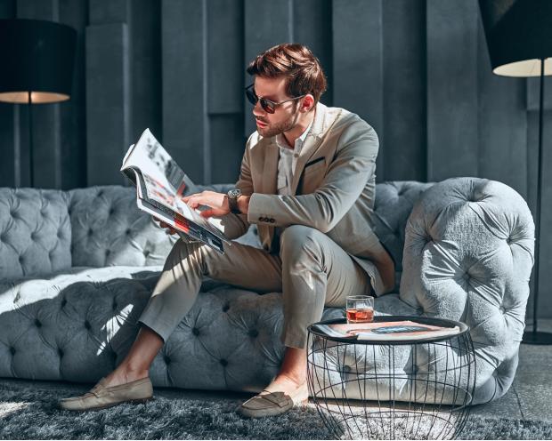 Portfoliocheck: Mit Richèmont setzt Tom Russo auf den Luxus von Cartier und IWC. Und auf Alibaba…