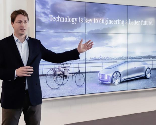 Daimler will nichts von einer Auto-Krise wissen