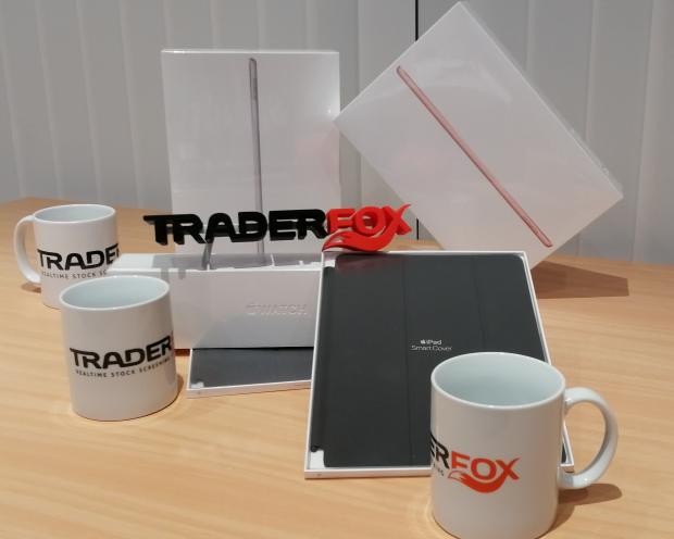 Vorweihnachtliche Bescherung für die TraderRace Gewinner