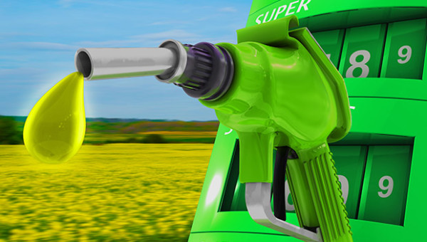 Anlagetrend grüne Aktien: …immer mehr Biokraftstoffe im Tank? Diese Aktien profitieren!