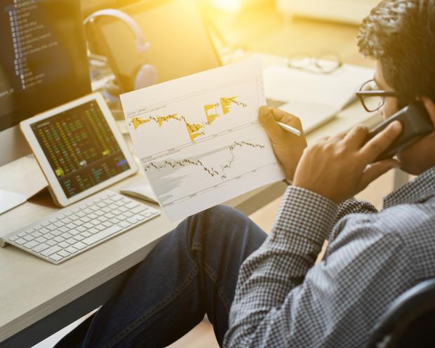 Dieser führende IT-Spezialist für Banken eignet sich zum Kaufen und Liegenlassen