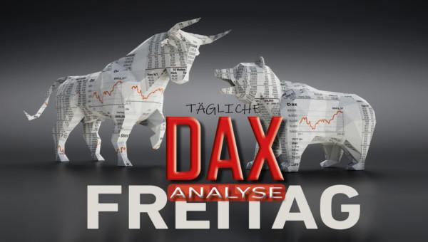 Tägliche DAX-Analyse zum 17.01.2020:  Start einer neuen Aufwärtswelle