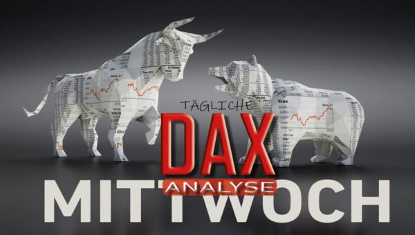Tägliche DAX-Analyse zum 29.01.2020: Erholungsbewegung visiert Gap Closing an