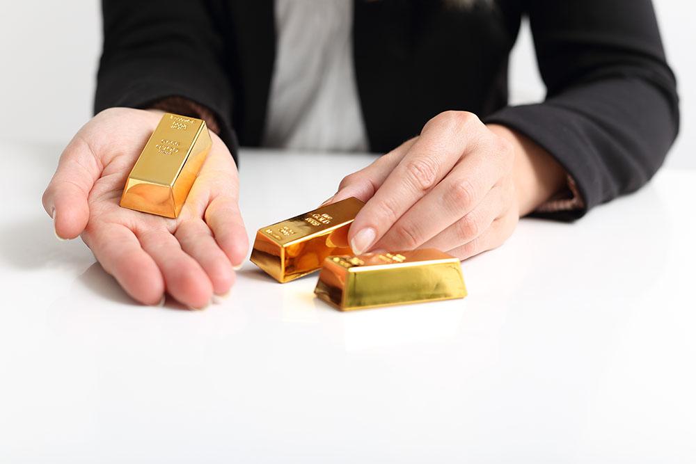 Für eine Handvoll Gold!