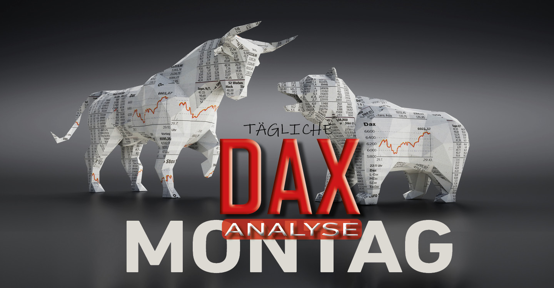 Tägliche DAX-Analyse zum 03.02.2020: Rebound nach Breakdown unter Bollinger Band