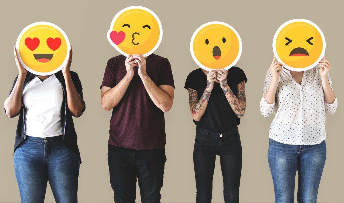 Euphorie, Panik, Angst und Gier – Vermeide diese vier