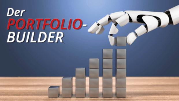 Der Portfoliobuilder:  Gewinne von 20% im Monat Februar! - Unser Wachstumsdepot beweist im aktuell schwierigen Marktumfeld extreme Stärke