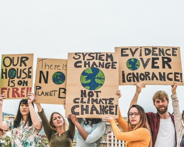 """Investieren in Megatrends - Diese Aktien profitieren vom Supertrend """"Klimawandel – hin zu einer treibhausgasfreien Wirtschaft"""""""