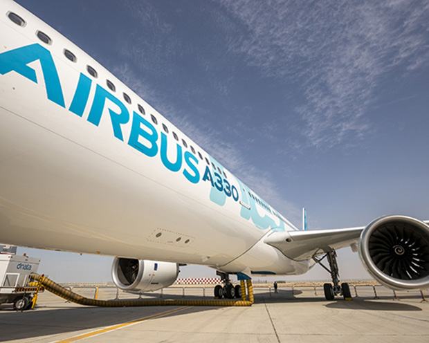 Airbus Group – Allen Krisenanzeichen zum Trotz gibt es für den europäischen Flugzeugbauer noch immer ein Kursziel für dreistellige Notierungen und damit ein Kurspotenzial von über 60 %