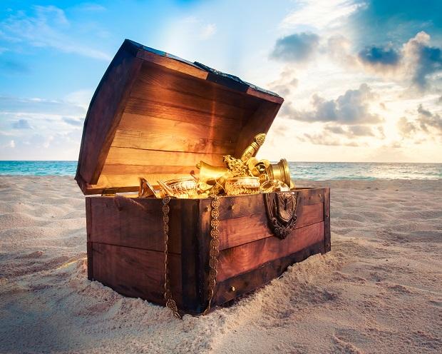 Gold nach FED-Entscheid wieder gefragt: Newmont Corp punktet mit Goldreserve, Cash und bullischem Chart!