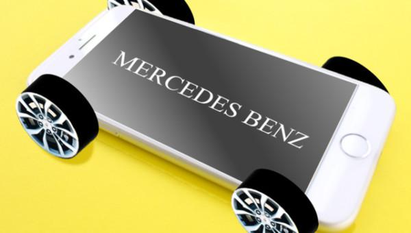 Mercedes Benz baut mit NVIDIA