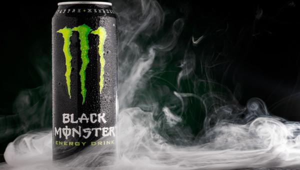 Monster Beverage - Der Monster-Kick fürs Depot