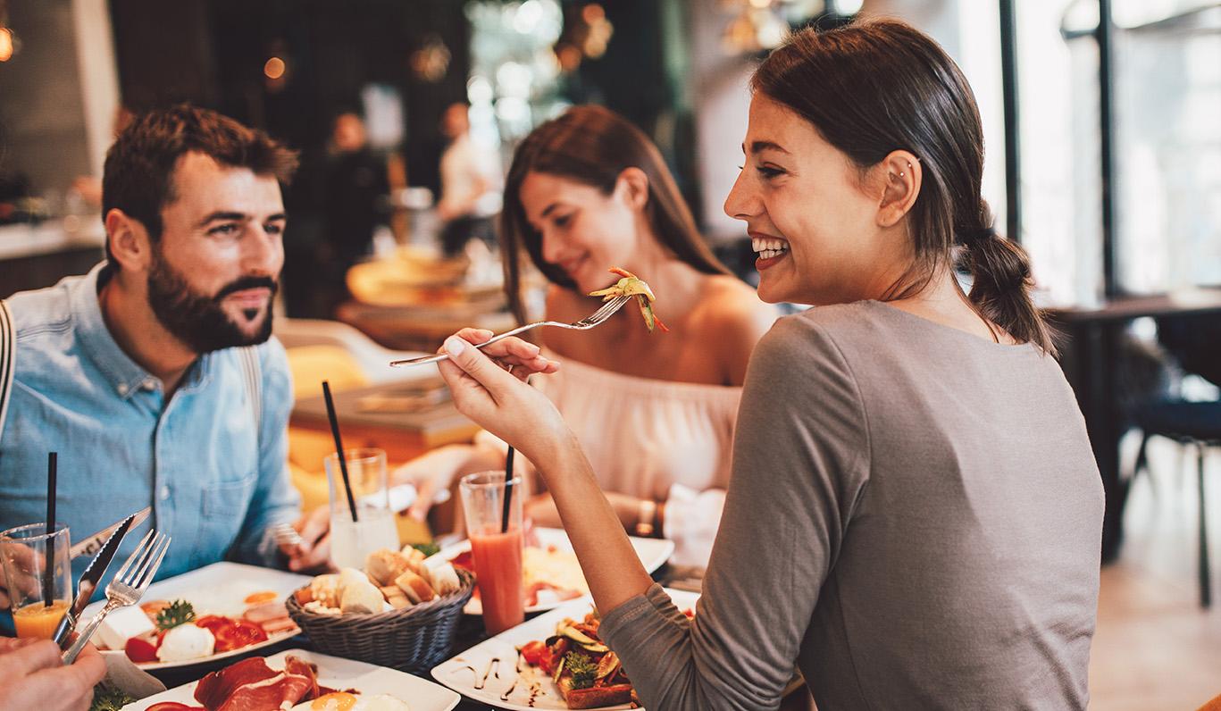 Wie Anleger mit dem kostenlosen Mittag-Essen-Portfolio den Markt abhängen