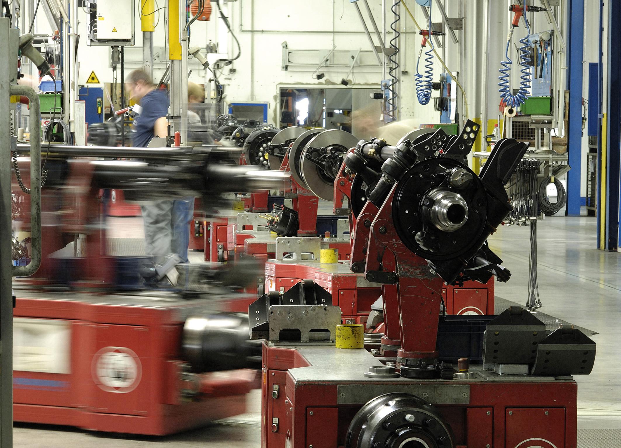 SAF Holland – Analysten überbieten sich mit Neueinstufungen für den Zulieferer der Nutzfahrzeugindustrie und sehen Potenzial für eine Kursverdopplung