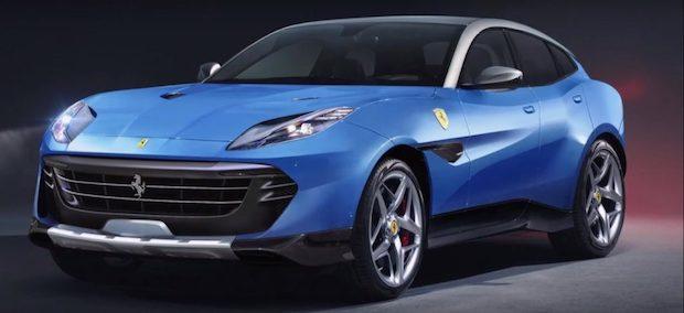 Chartanalyse Ferrari Der Luxusautohersteller Gibt Weiter Vollgas