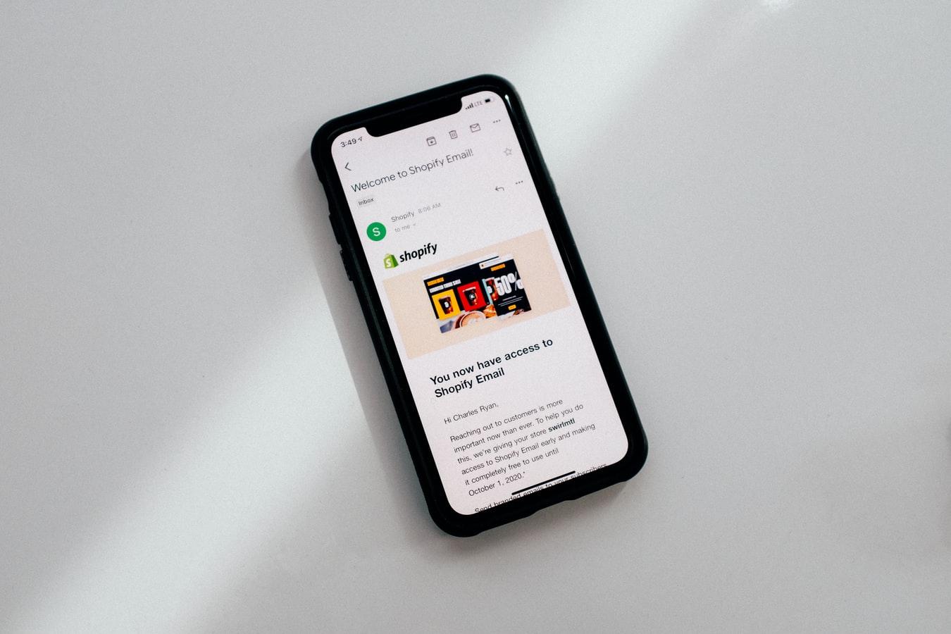 E-Commerce Plattform Shopify mit rasantem Wachstum: in den USA nach Amazon bereits Nr. 2 im E-Commerce