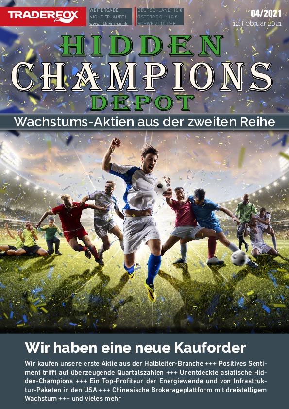 Champions Aktien 2021