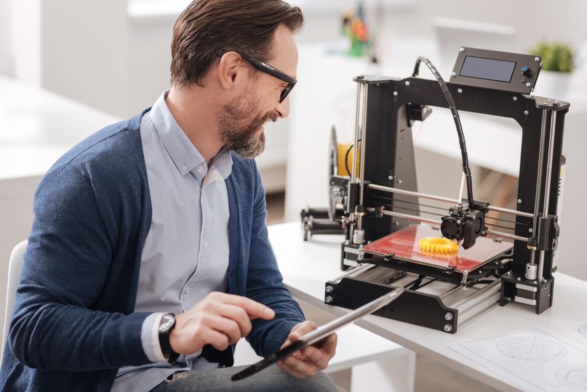 Megatrend 3D: Mit dem neuen Additive Manufacturing Basket-Zertifikat können Anleger mitmischen